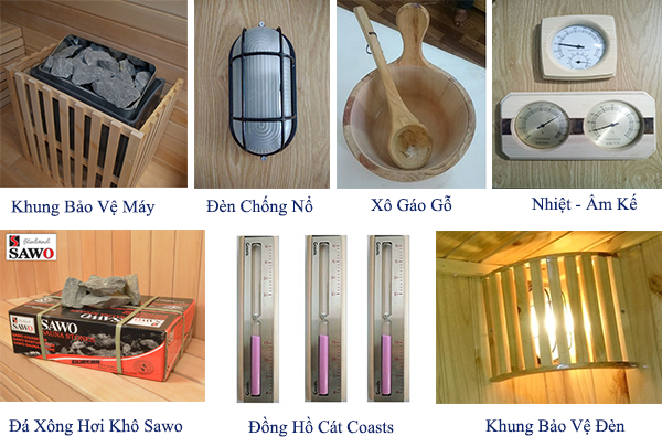 Phòng xông hơi khô PV - FB893