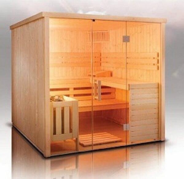 Phòng xông hơi khô PV - FB889