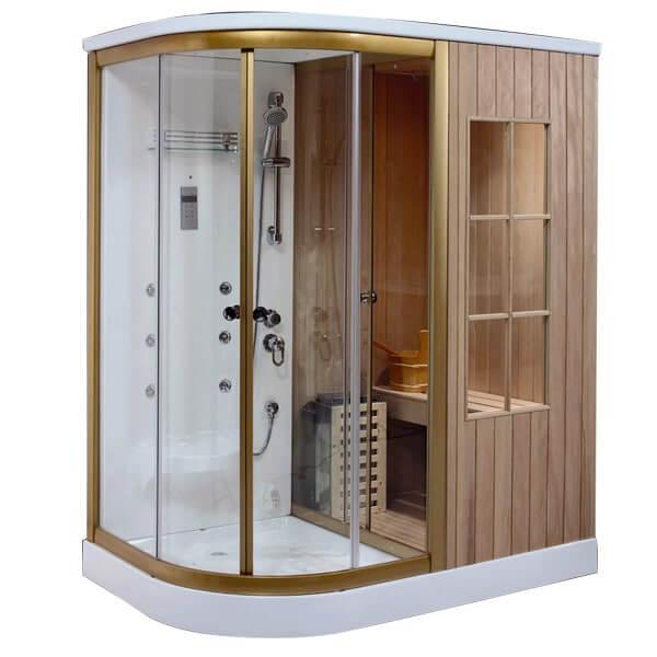 phòng xông hơi ướt Daros 16-01P