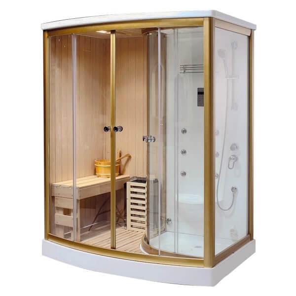 phòng xông hơi ướt Daros HT-08