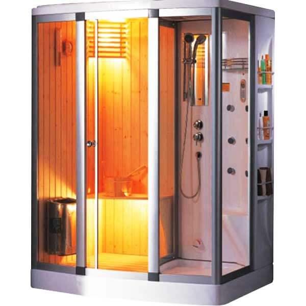 Phòng xông hơi ướt Nofer SN 601