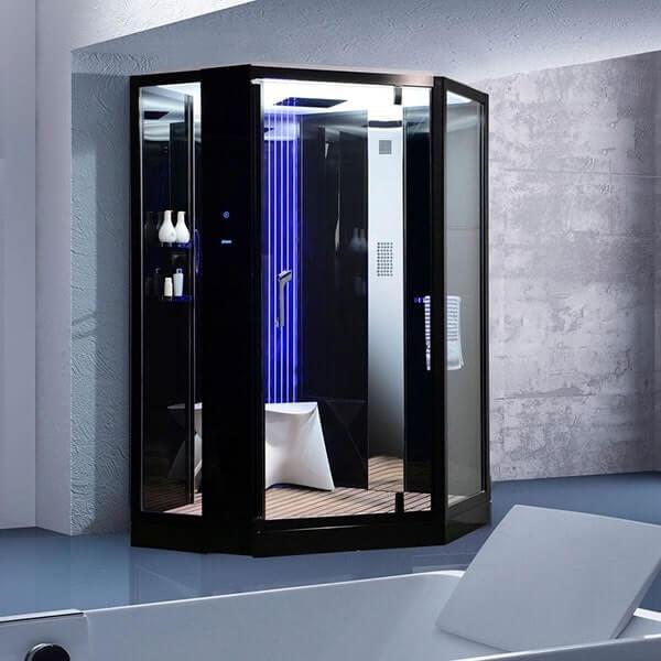 Phòng xông hơi ướt Nofer VS 891