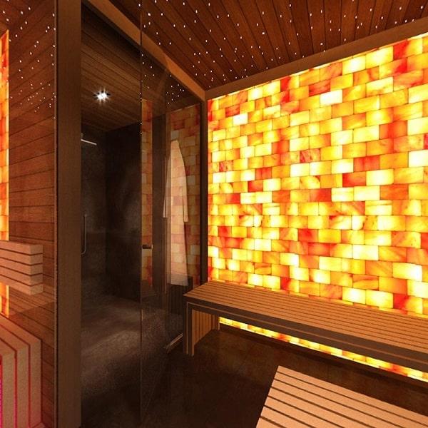 Phòng xông hơi đá muối PV-01
